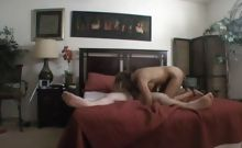 Big tit blonde sucks off her man to get it ready for a hard ride